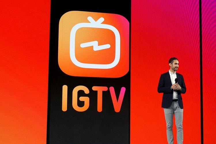 Begini Cara Mudah Bagikan Konten Video IGTV ke Instagram Stories