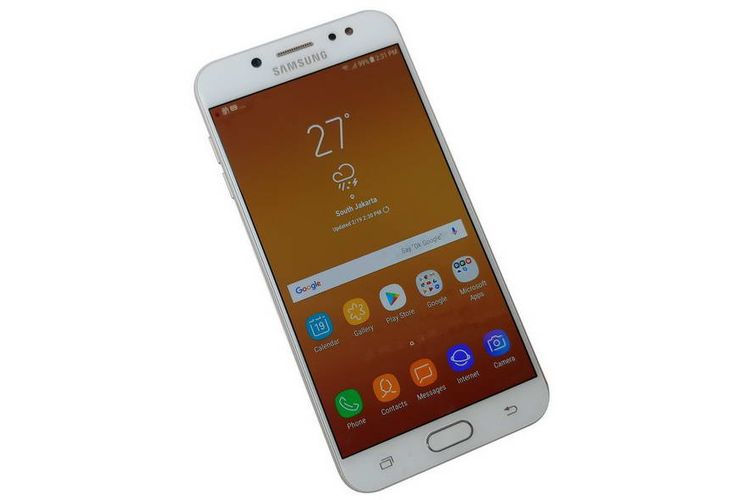 Samsung Galaxy J7+: Kamera Depan dan Utamanya Bisa Foto Bokeh