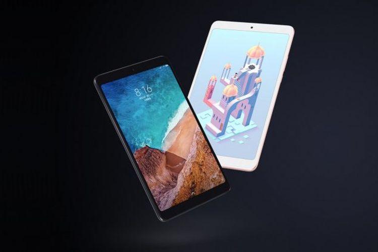 Tablet Xiaomi Mi Pad 4 Usung Snapdragon 660 Dibanderol Rp2 Jutaan