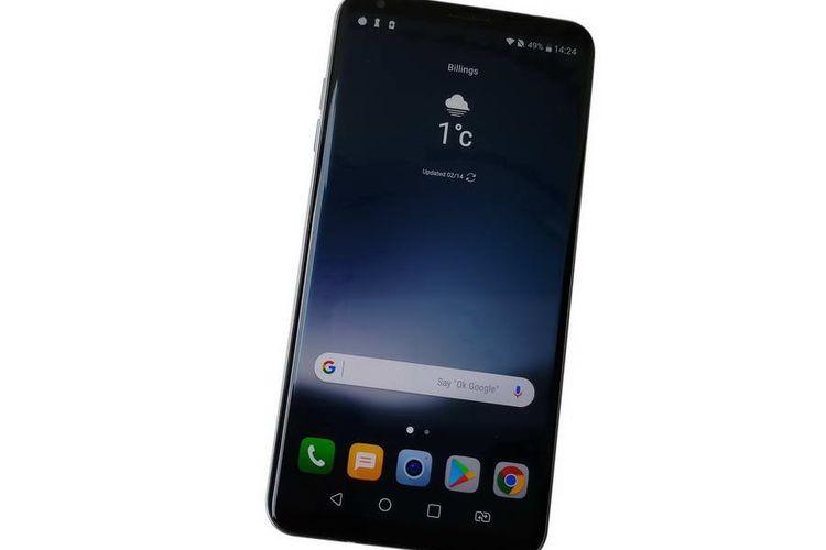 LG V30+: Flagship Keren dengan Fitur Multimedia yang Mumpuni