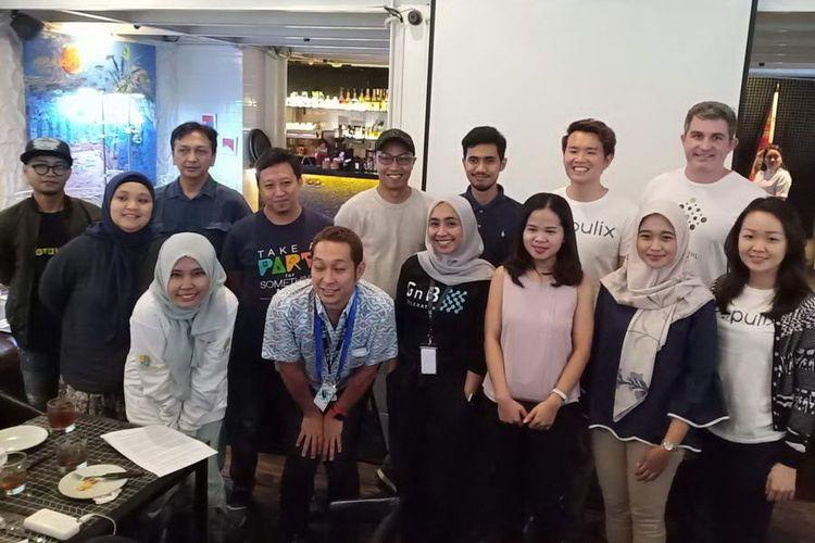 GnB Accelerator Batch Keempat Berhasil Memilih Tujuh Startup Terbaik