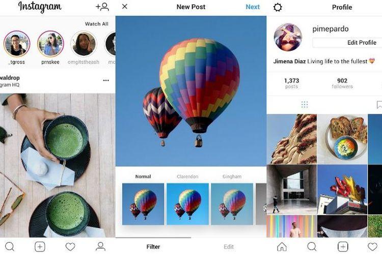 Inilah Perbedaan Instagram Lite dengan Instagram Versi Standar