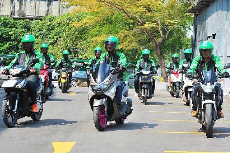 Insiden Penjambretan Penumpang GrabBike, Ini Pesan Grab Indonesia