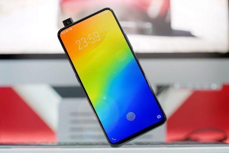 Mirip Vivo NEX, Xiaomi Mi Mix 3 Tawarkan Kamera yang Bisa Pop-Up