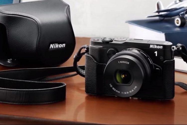 """Kamera Mirrorless """"Full Frame"""" Nikon Mampu Tangkap Lebih Banyak Cahaya"""