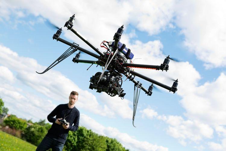 Catat! Menerbangkan drone di Jakarta Sebenarnya Melanggar Hukum