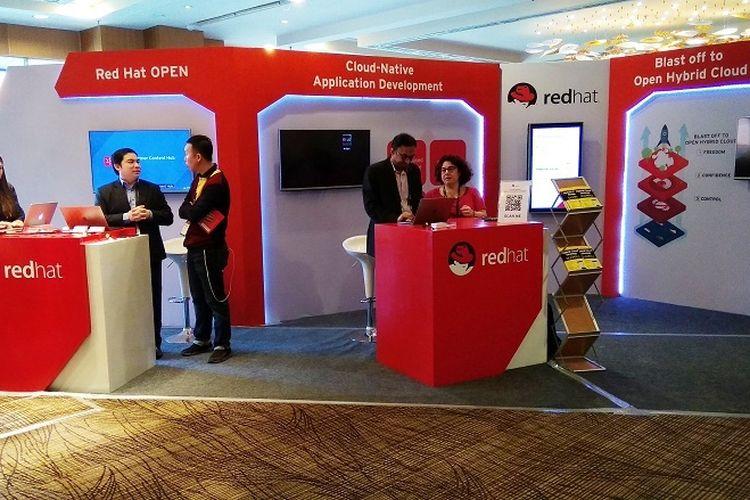Implementasi Red Hat OpenShift Meningkat Diberbagai Industri APAC