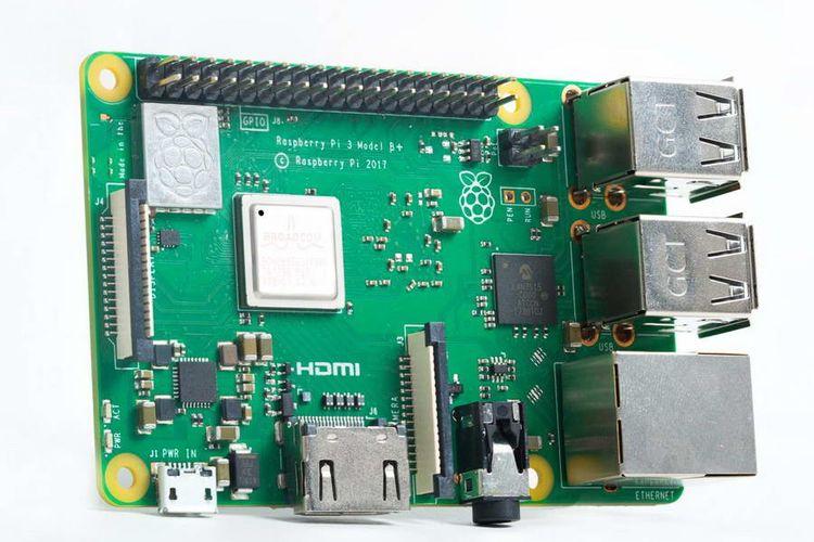 Raspberry Pi 3 Model B+: Model Lebih Baru Nan Kian Bertenaga