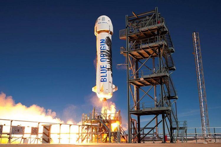 Mau Terbang ke Luar Angkasa Bersama Blue Origin, Siapkan Rp2.8 Miliar