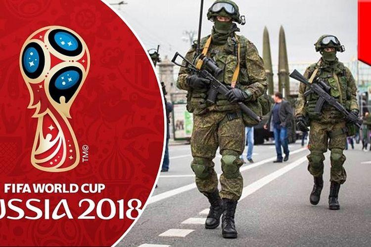 Rusia Berhasil Blokir 25 Juta Serangan Siber Selama Piala Dunia 2018
