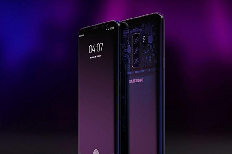 Samsung akan Luncurkan Galaxy S10 pada 25 Februari 2019, Harganya?