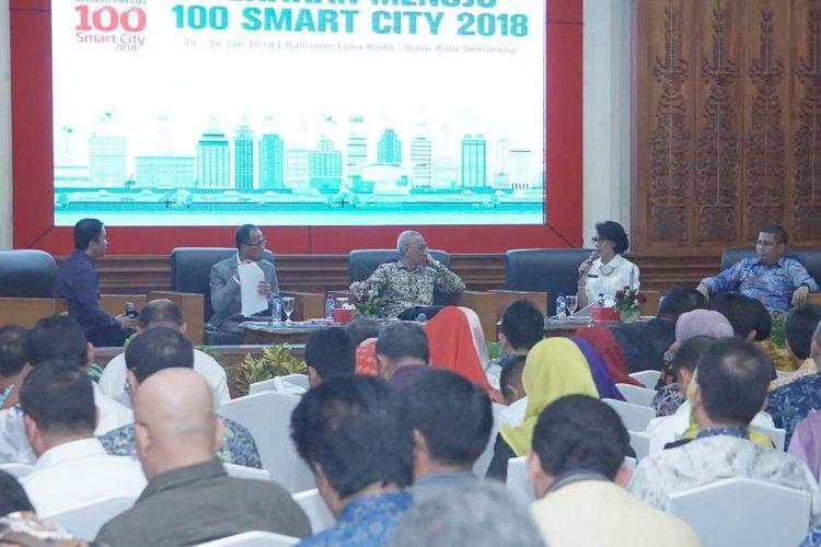 Evaluasi Gerakan Menuju 100 Smart City: Pastikan Inovasi Terealisasi