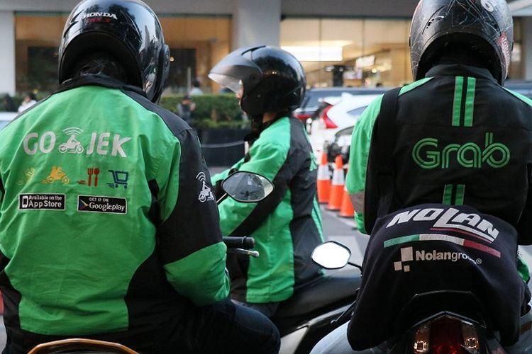 Grab dan Go-Jek Siap Patuhi  Pengaturan Titik Jemput Ojol Pemprov DKI