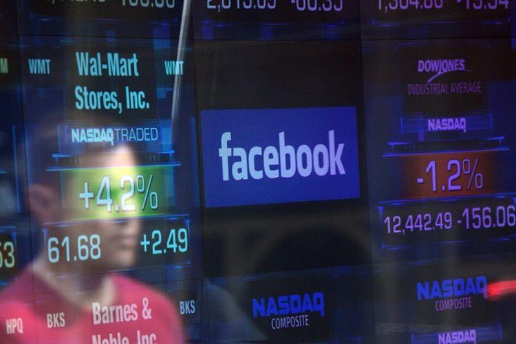 Data Pengguna Kembali Bocor, Saham Facebook Anjlok Rp193 Triliun