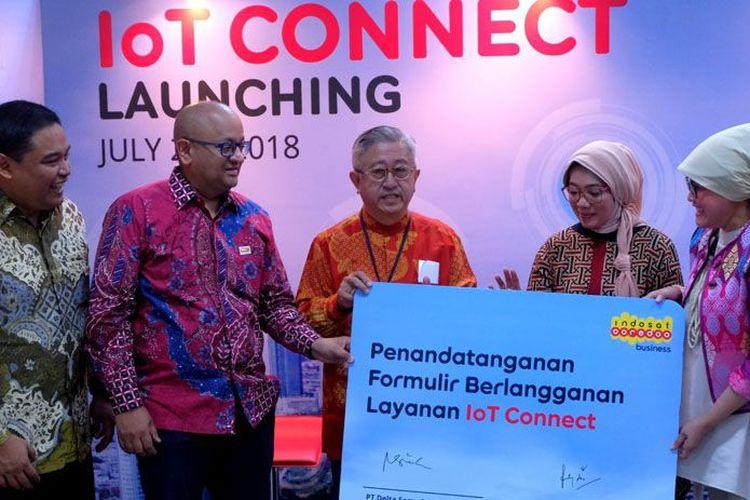 IoT Connect, Inovasi Koneksi untuk Internet of Things dari Indosat
