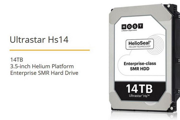 Dropbox Gunakan HDD Ultrastar Hs14 di Pusat Data Cloud Mereka