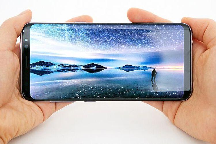 Samsung Kembangkan Teknologi Layar Smartphone OLED Anti-Pecah