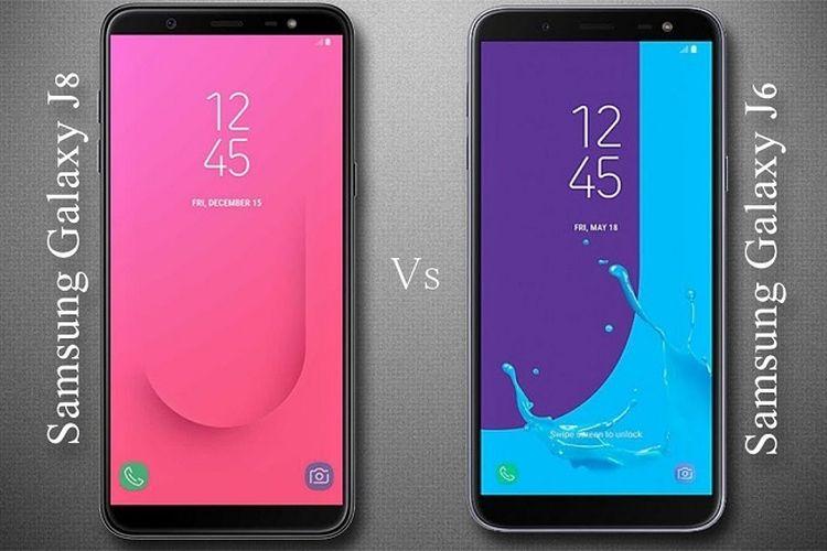 Galaxy J6 dan J8 Bantu Samsung Kalahkan Dominasi Xiaomi di India