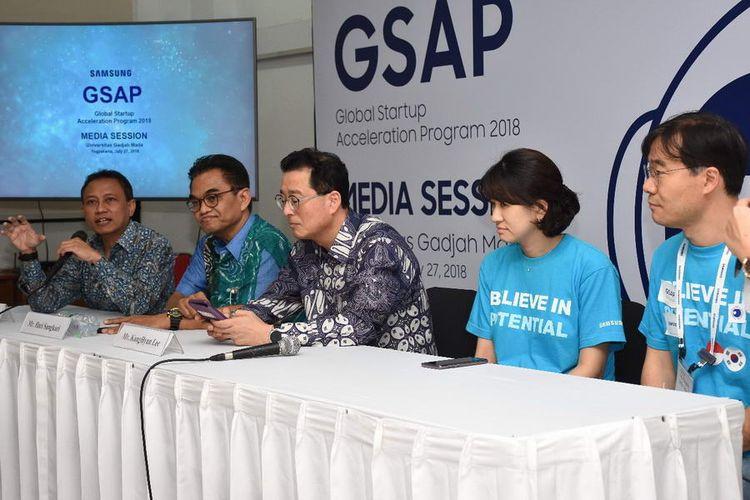 Dukung Startup Tanah Air, Samsung Hadirkan Global Startup Acceleration