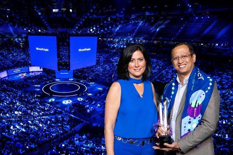 Kunci Kesuksesan Kreatif Sabet Penghargaan Bergengsi Microsoft