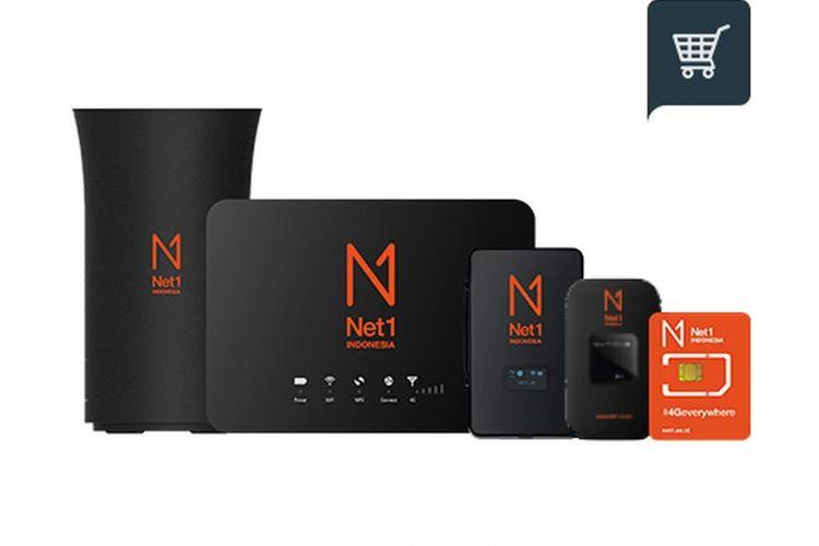 Net1 Indonesia dan Matrix TV Hadirkan Paket Internet dan TV Berbayar