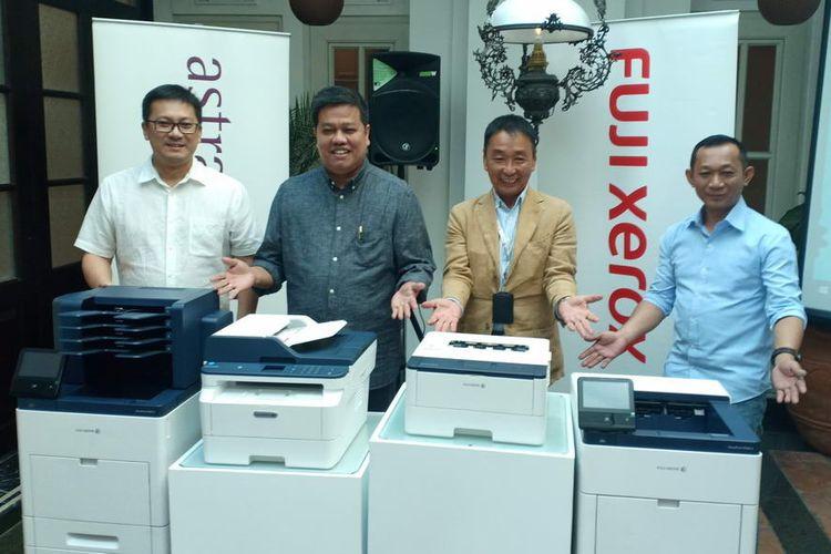 Astragraphia Luncurkan Empat Printer Laser Fuji Xerox untuk Korporat