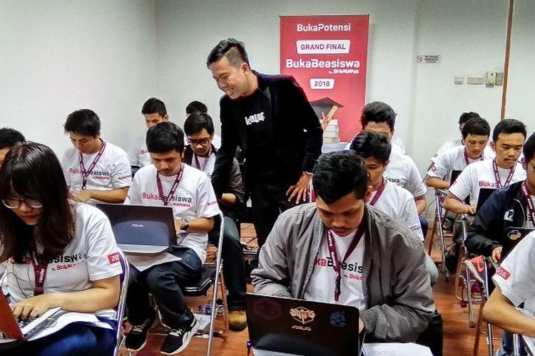 BukaBeasiswa, Program untuk Kembangkan Mahasiswa Berbakat di Bidang IT