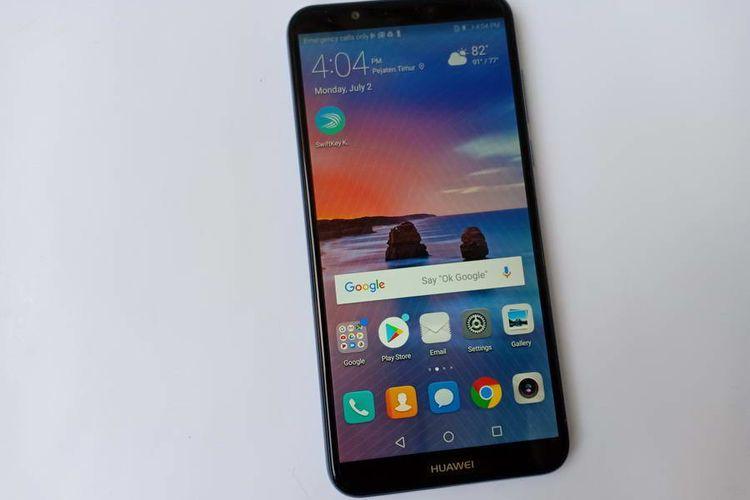 Huawei Nova 2 Lite: Lebih Minimalis dengan Layar Penuh Tanpa Notch