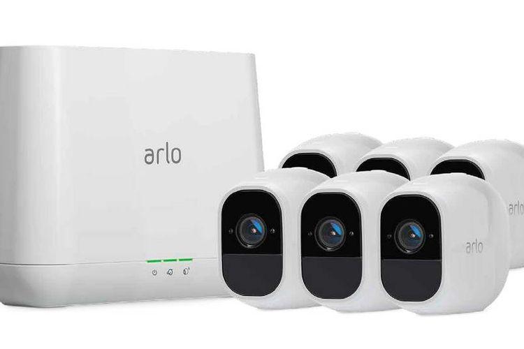 Arlo Pro: Kamera Pengawasan Tanpa Terkendala Keribetan Kabel