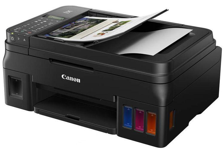 Canon PIXMA Ink Efficient G4010: Unggulkan CISS dan Koneksi Nirkabel