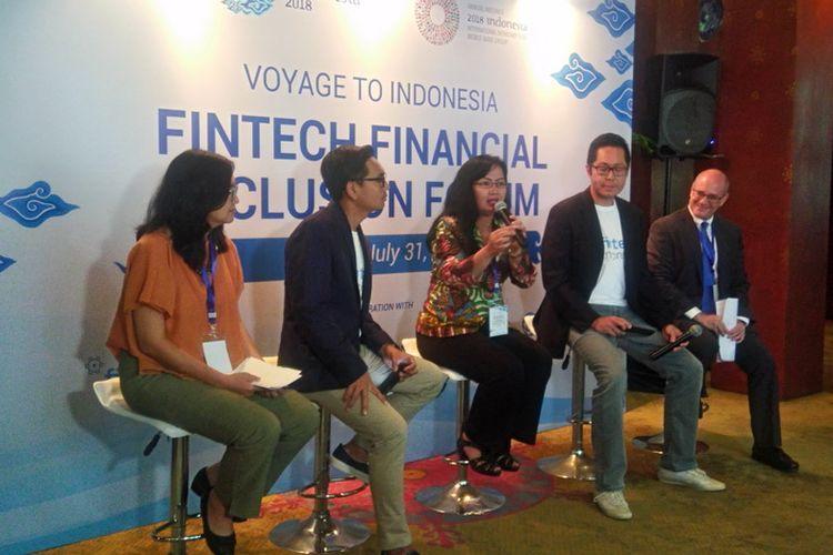 Cara Fintech Dorong Inklusi Keuangan di Indonesia