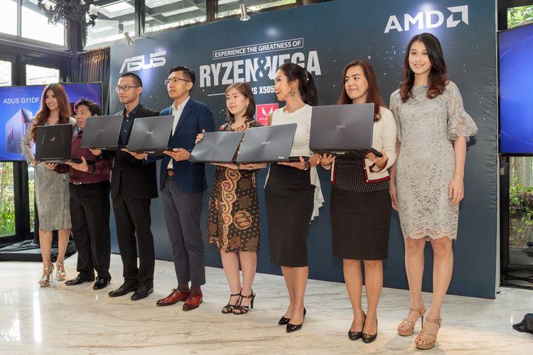 ASUS Luncurkan Notebook Baru, X505ZA, dengan AMD Ryzen Mobile