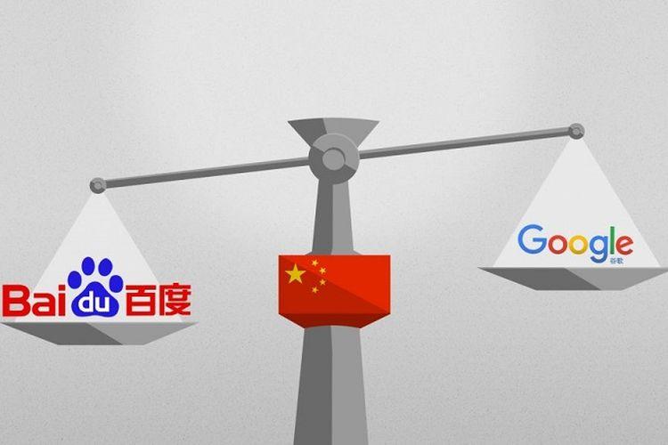 """Baidu Bertekad """"Bunuh"""" Google Jika Berani Masuk Pasar Tiongkok"""