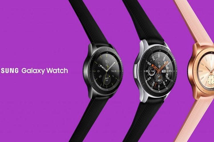 Samsung Galaxy Watch Terbaru Bisa Ukur Tingkat Stres Pengguna