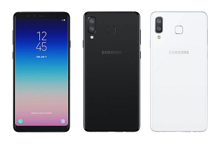 Samsung Resmi Luncurkan Galaxy A8 Star dengan Kamera Ganda, Harganya?