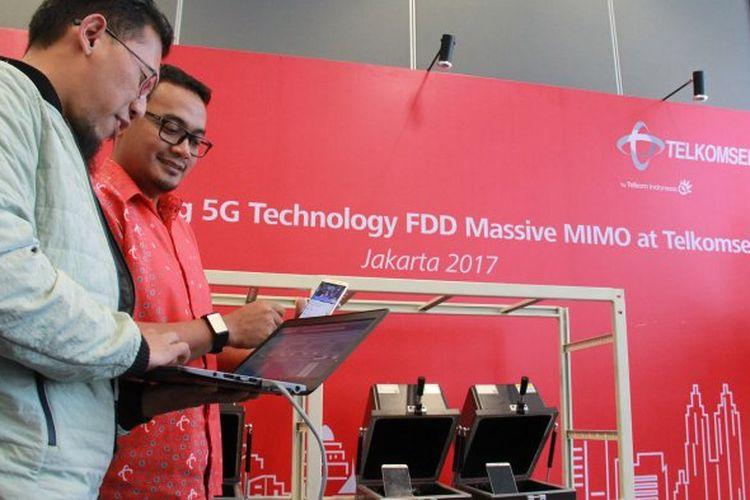 Kunci Sukses Industri 4.0 Indonesia Terletak Pada Jaringan Internet 5G