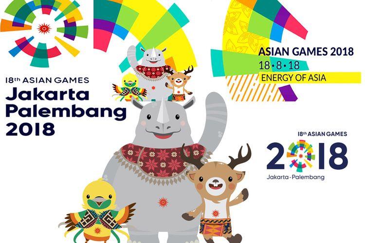 Sambut Asian Games 2018, Twitter Luncurkan Tiga Emoji Spesial