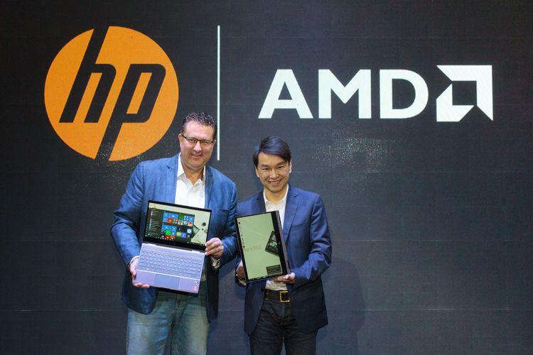 HP Tawarkan ENVY x360 13, 2 in 1 yang Dipersenjatai AMD Ryzen Mobile