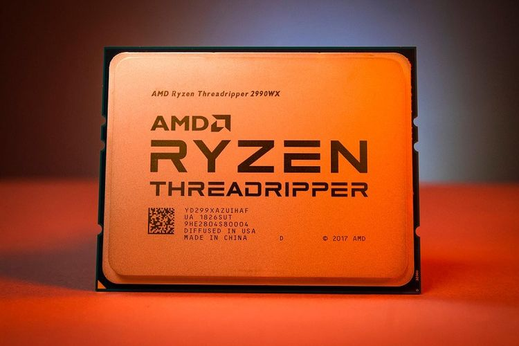 AMD Ryzen Threadripper Gen Ke-2, Prosesor Desktop Terkuat di Dunia