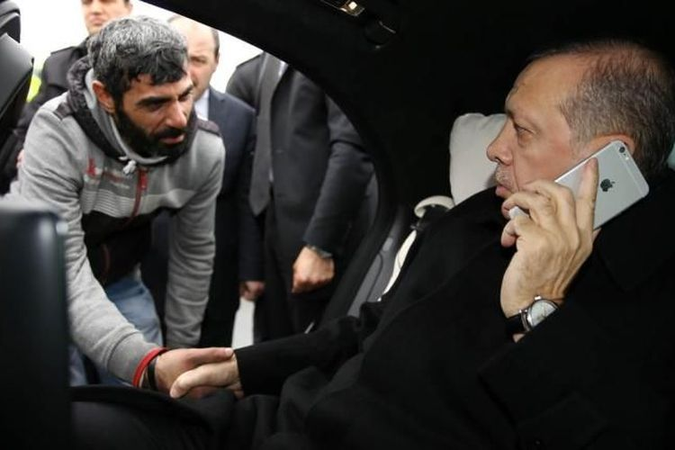 Presiden Turki Minta Warganya Boikot iPhone dan Beralih Beli Samsung