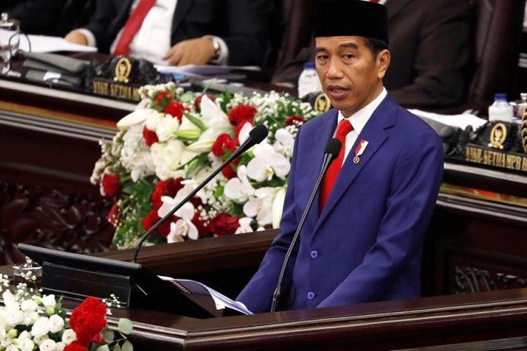 Presiden Jokowi Minta Universitas Bersiap Hadapi Revolusi Industri 4.0