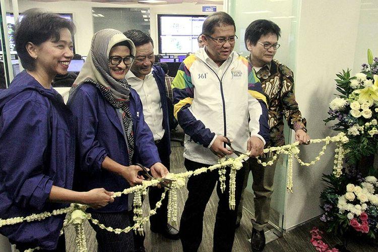XL Resmikan Pusat Monitoring Kualitas Layanan Terpadu di Jakarta