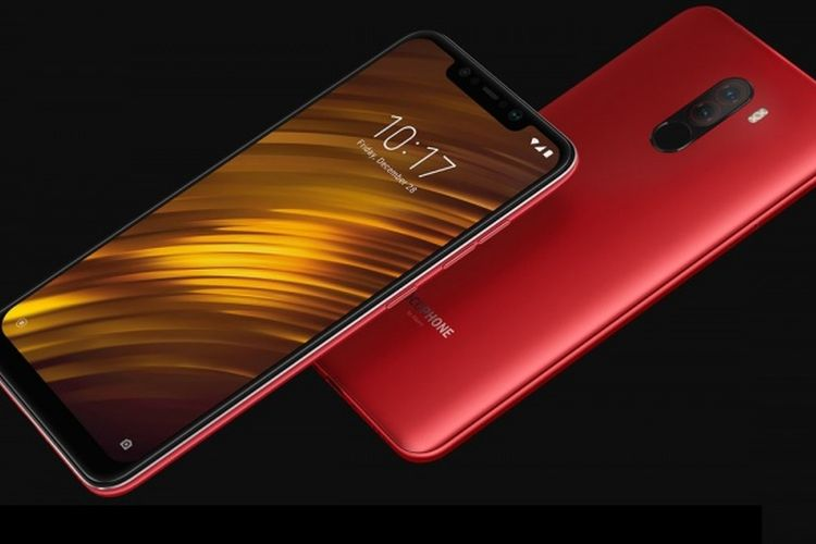 Xiaomi Poco F1, Smartphone dengan Prosesor Snapdragon 845 Termurah