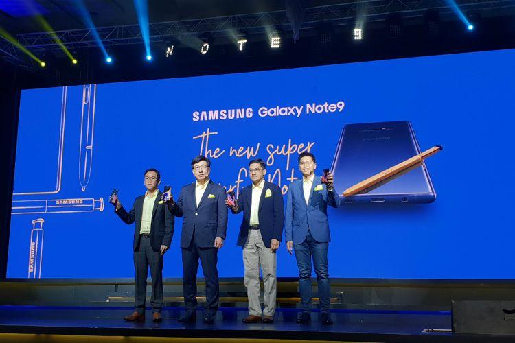Hadir di Indonesia, Galaxy Note 9 Punya Media Penyimpanan Hingga 1 TB