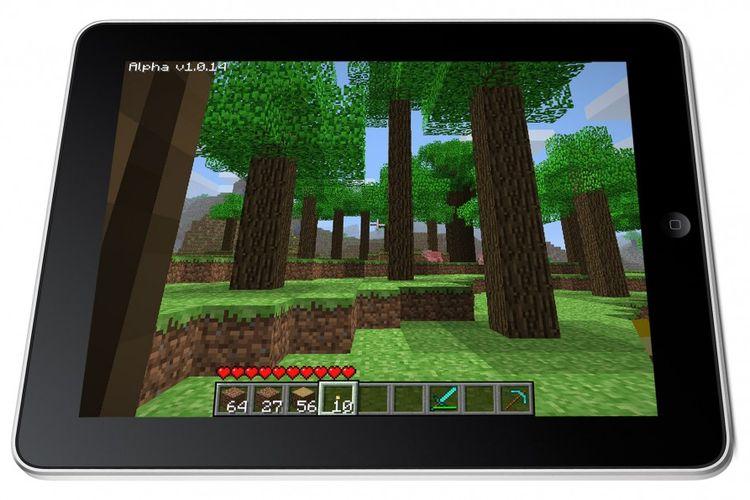 Microsoft Hadirkan Game Minecraft Education Edition untuk iPad