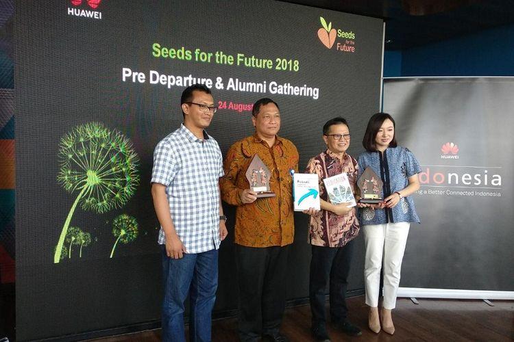Inilah Strategi Huawei Ciptakan SDM TIK Indonesia Berkelas Dunia