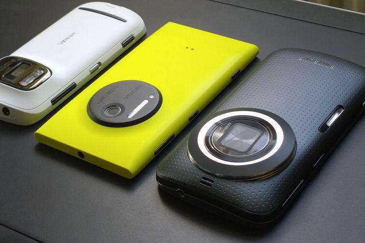 """Nokia Kembali Dapatkan Hak Paten Teknologi """"PureView"""" dari Microsoft"""