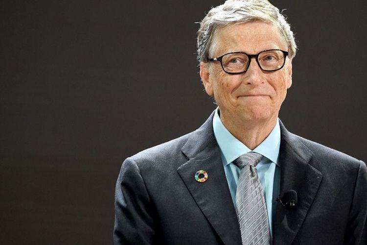 Dua Tips Sukses dan Kaya Pendiri Microsoft Bill Gates untuk Anak Muda