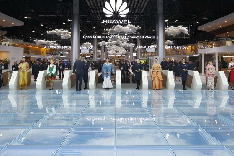 Resolusi 2019, Huawei Kembangkan Teknologi Jaringan 5G dan AI