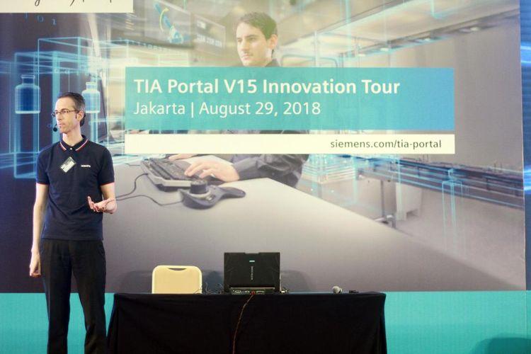 Begini Cara Siemens TIA Portal V15 Tingkatkan Keuntungan Manufaktur